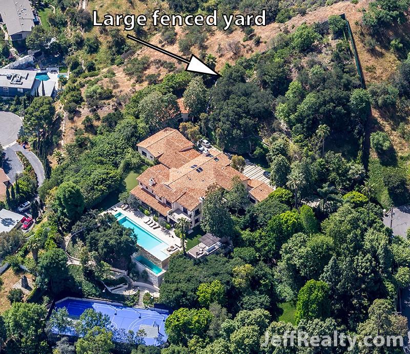 Justin Timberlake S And Jessica Biel S Love Nest Echo Fine Properties