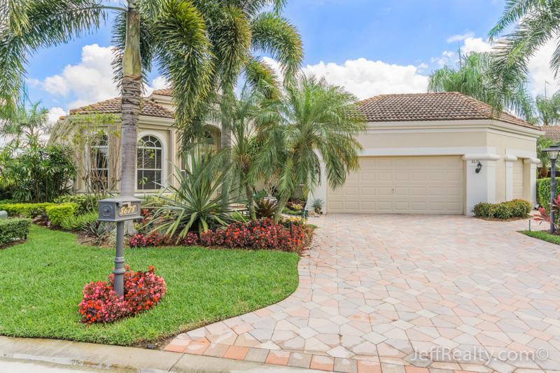8678 Falcon Green Drive - Falcon Green at Ibis Golf & Country Club - West Palm Beach