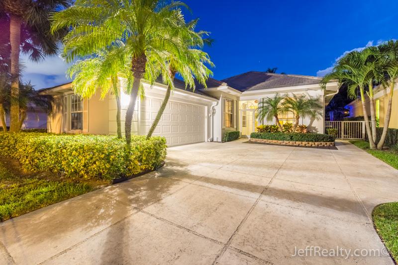 8588 Doverbrook Drive - Garden Oaks - Palm Beach Gardens