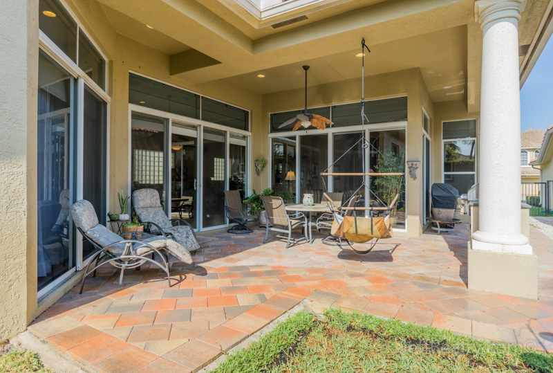 729 Sandy Point Lane - Patio - Prosperity Harbor - North Palm Beach