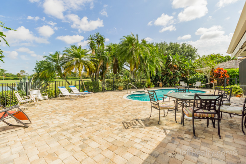 13772 Sand Crane Drive | Swimming Pool & View | Eastpointe | Palm Beach Gardens