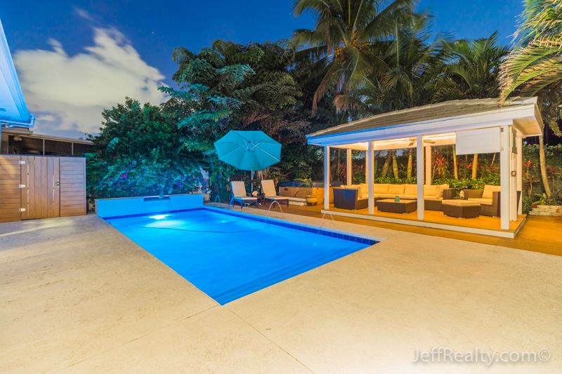 8588 Doverbrook Drive - Swimming Pool - Garden Oaks - Palm Beach Gardens