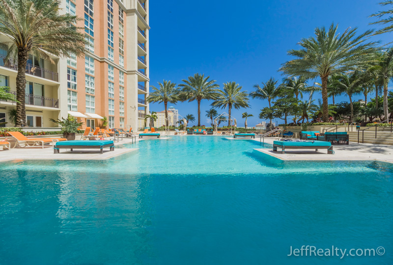 550 Okeechobee Boulevard #1424 - Swimming Pool - CityPlace South Tower - West Palm Beach