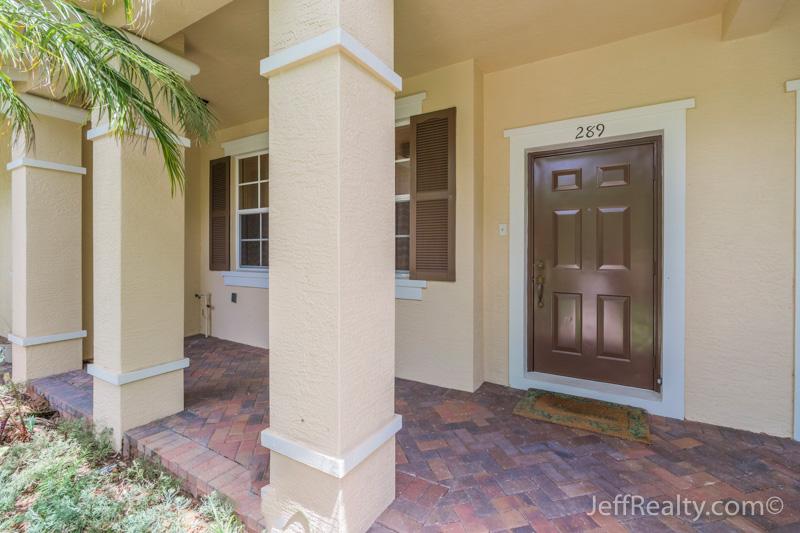 289 E Bay Cedar Circle | Front Porch | Botanica | Jupiter