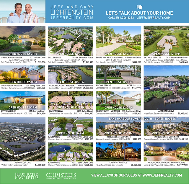 Palm Beach Post Residences Ad | 5-15-16
