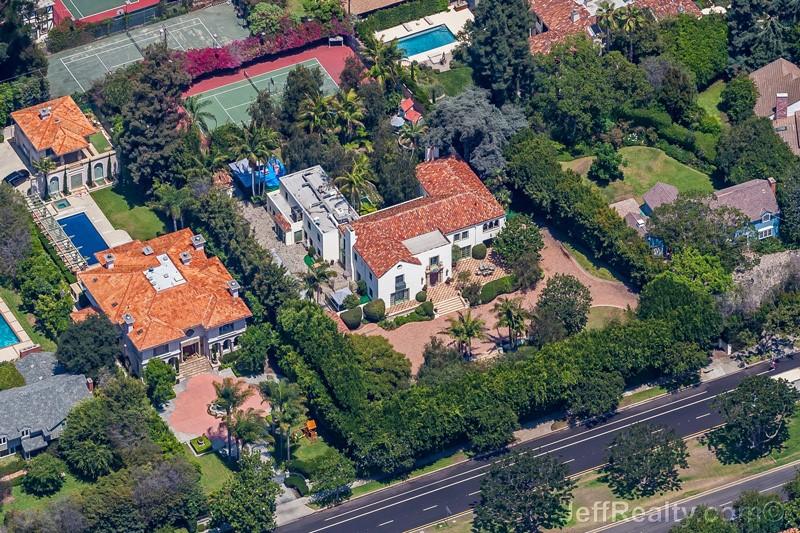 Ving Rhames' Double Mansion Home