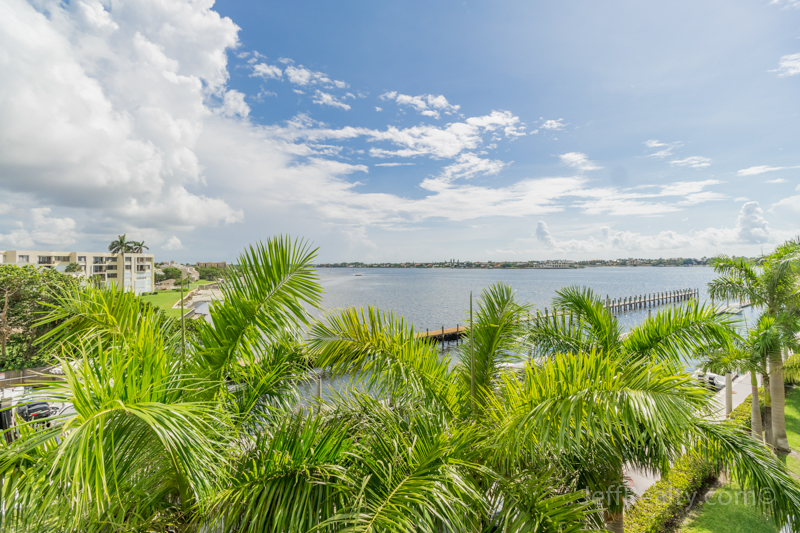 2700 N Federal Highway #401 | Balcony View | Peninsula On The Intracoastal | Boynton Beach
