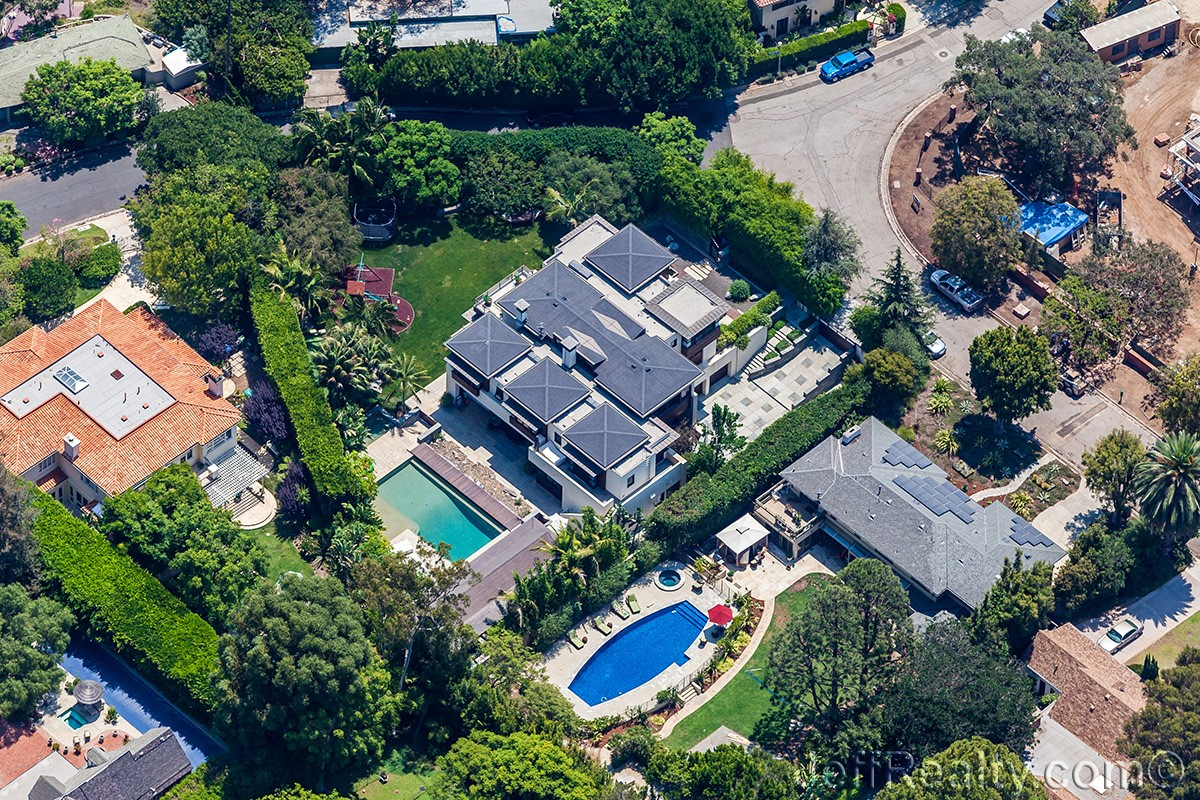 Matt Damon's Child-Friendly Dream House