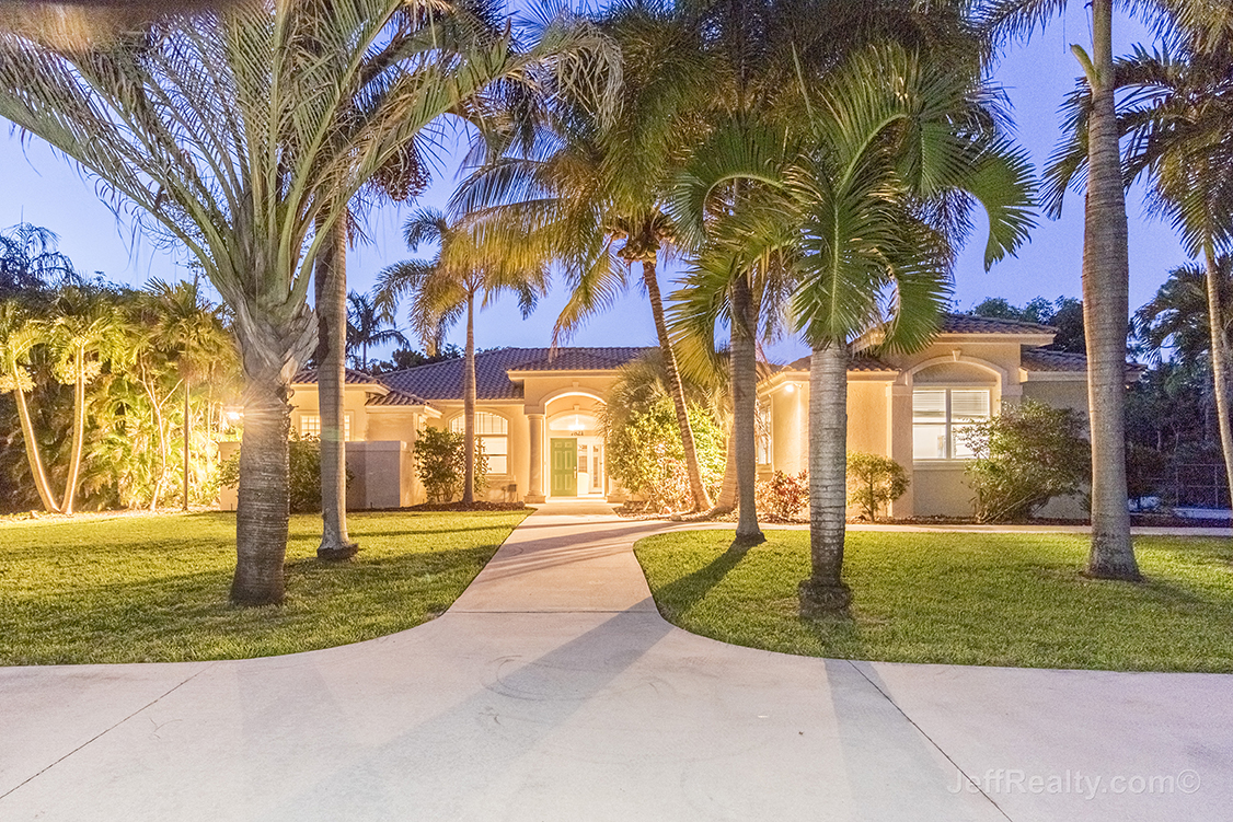 7821 159th Court N | Palm Beach Country Estates | West Palm Beach