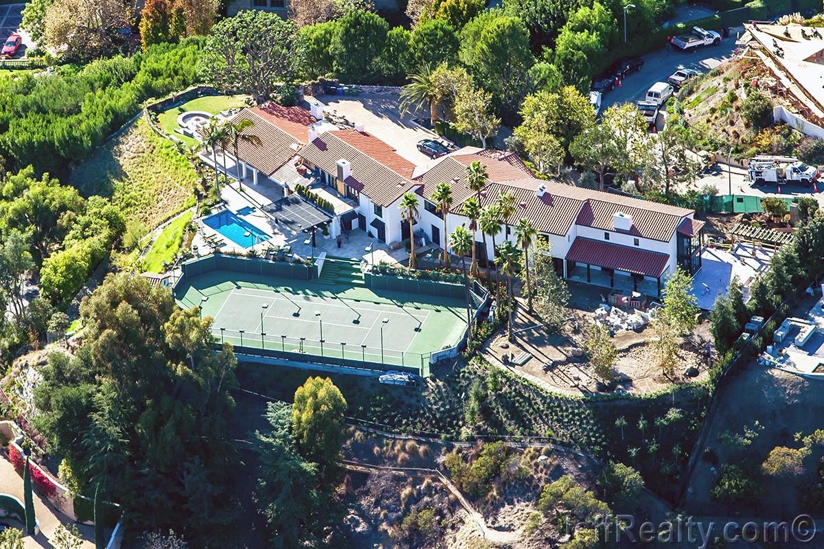 Seth McFarlane's Personal Resort