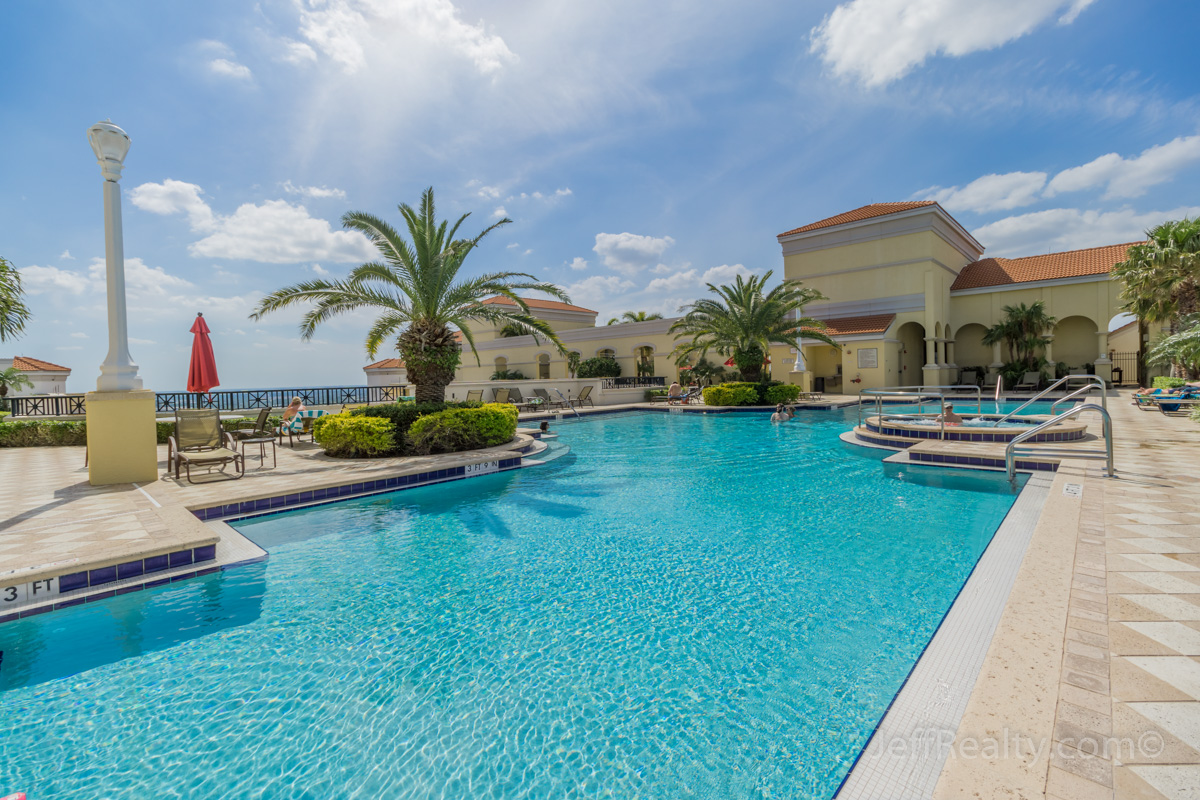 701 S Olive Avenue #1414 | Rooftop Swimming Pool | Two City Plaza | West Palm Beach