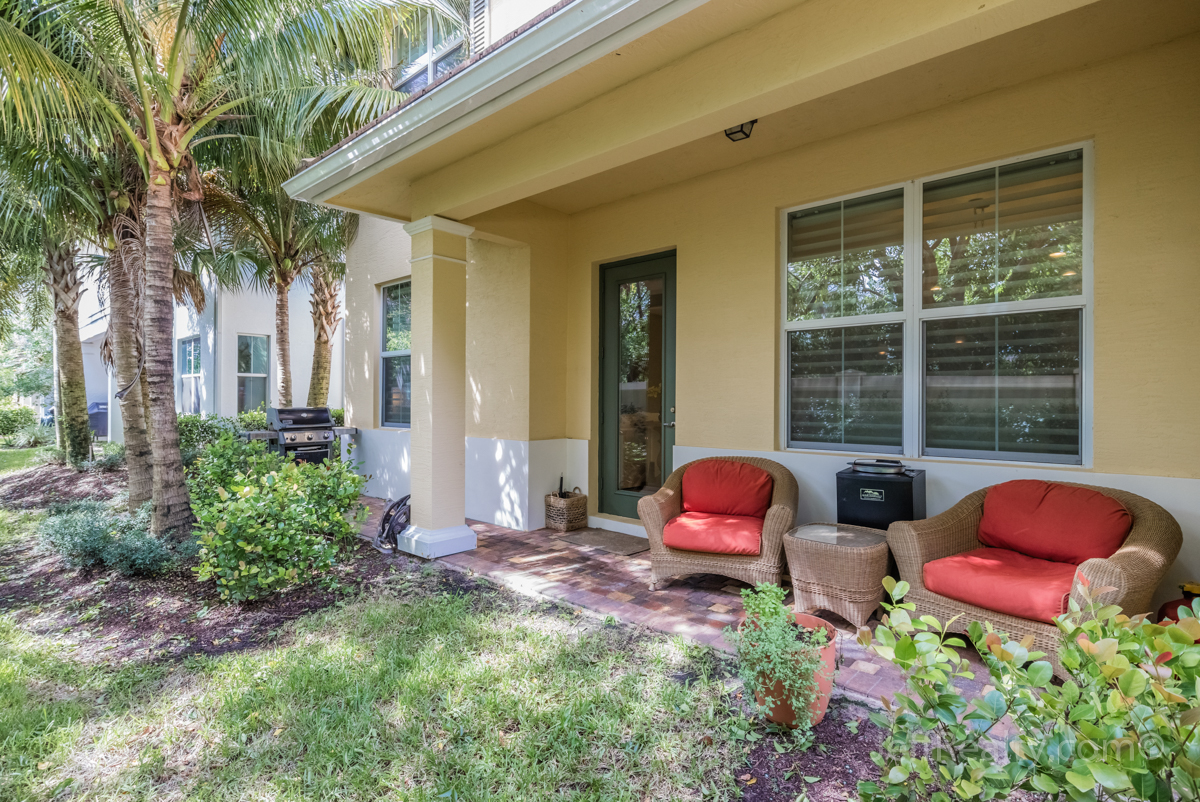 5246 Cambridge Court | Patio/Porch | Hampton Cay | Palm Beach Gardens