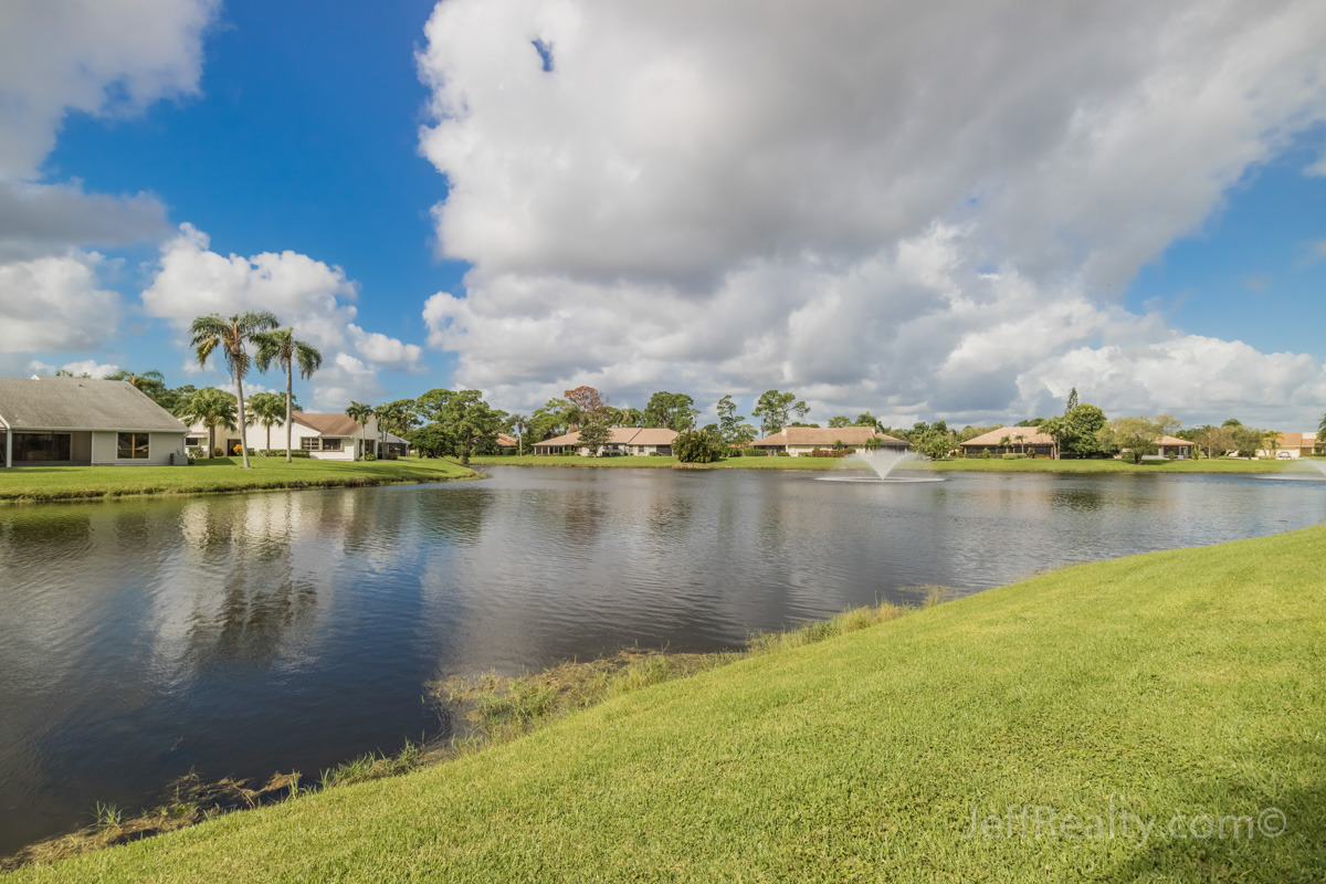 13315 Crosspointe Drive | Lake View | Eastpointe Country Club | Palm Beach Gardens