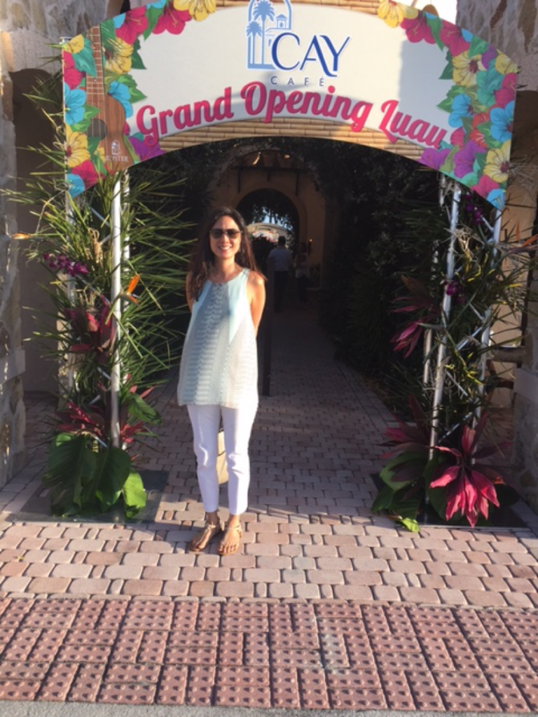 Jupiter Country Club – Cay Café Grand Opening Luau