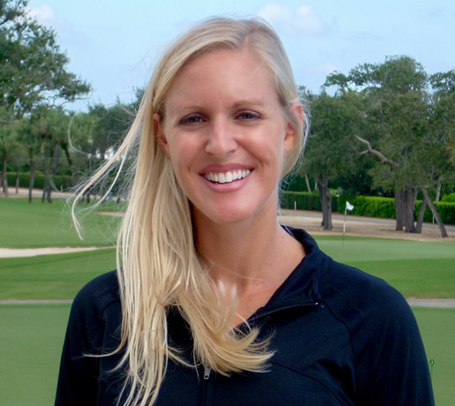Sylvia's Spotlight on Jupiter Country Club's new Fitness Director, Kasie Zilk