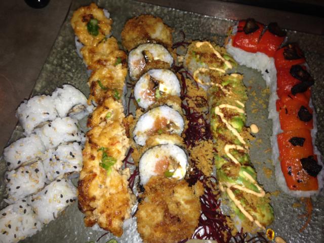 If You Love Sushi, You'll Love Echo