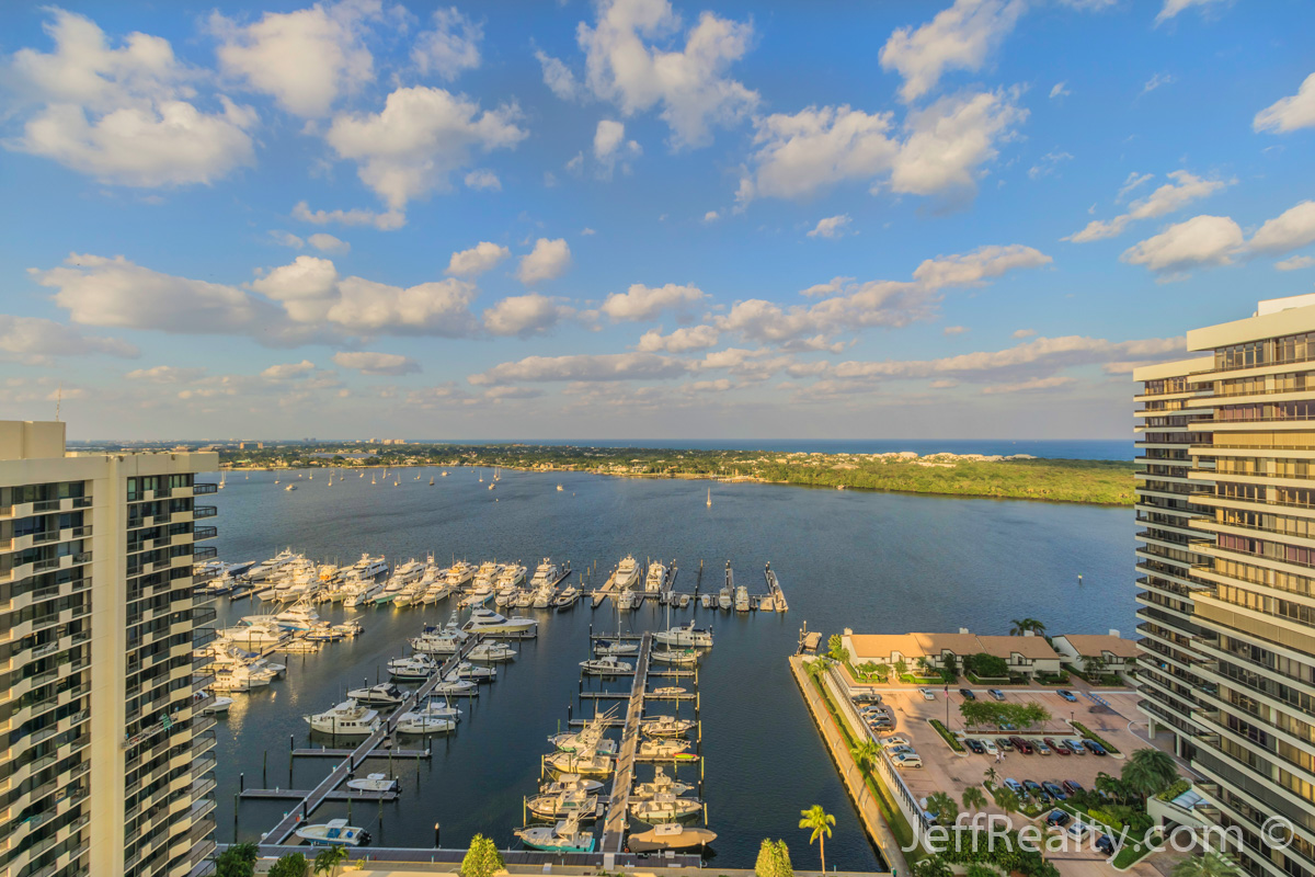 115 Lakeshore Drive PH-46 | View | Old Port Cove | North Palm Beach