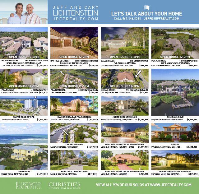 Palm Beach Post Residences Ad | January 8, 2017