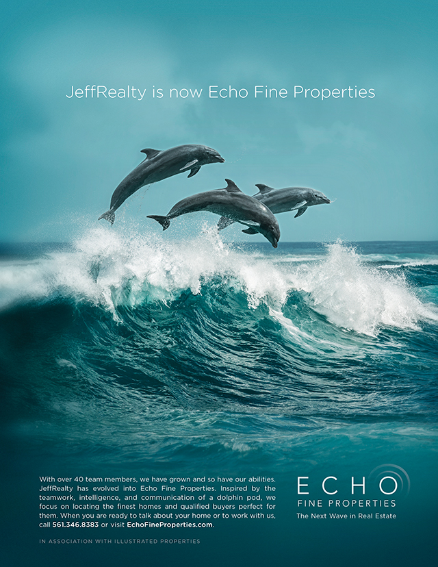 JeffRealty is now Echo Fine Properties