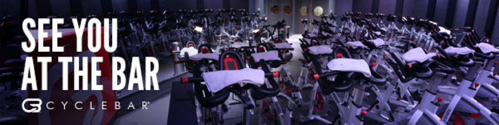 See You At The Bar! #Cyclebar