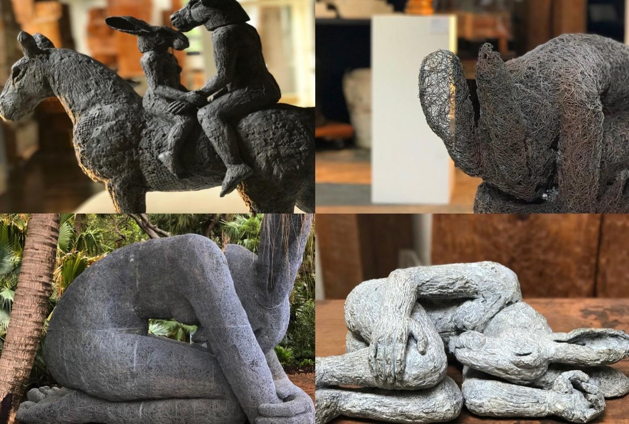 Eduardo's Spotlight on Ann Norton Sculpture Gardens