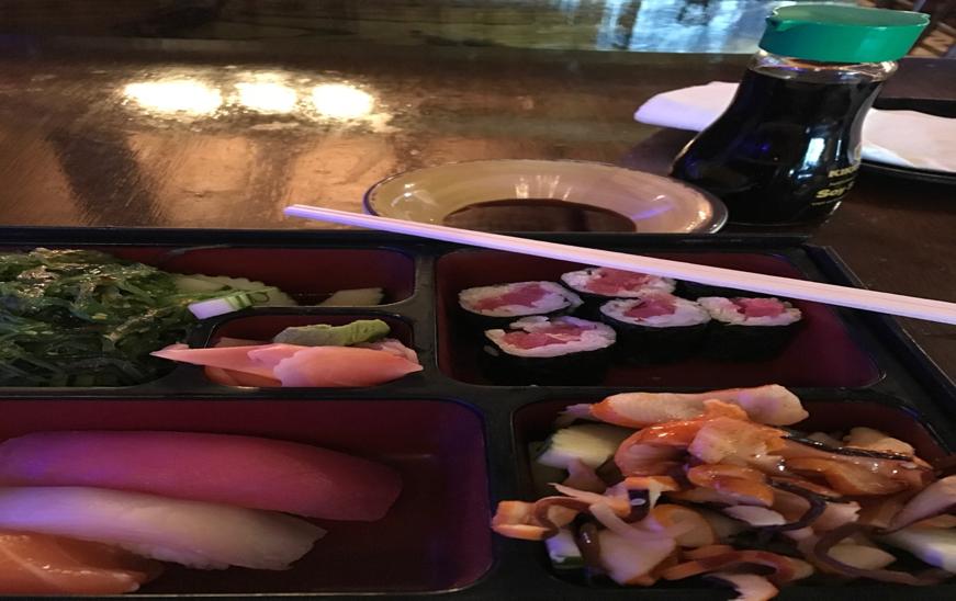 Sushi Break!