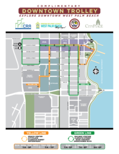 West Palm Beach Spotlight: Free Transportation for All!
