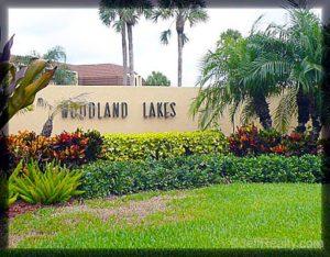 woodland lakes