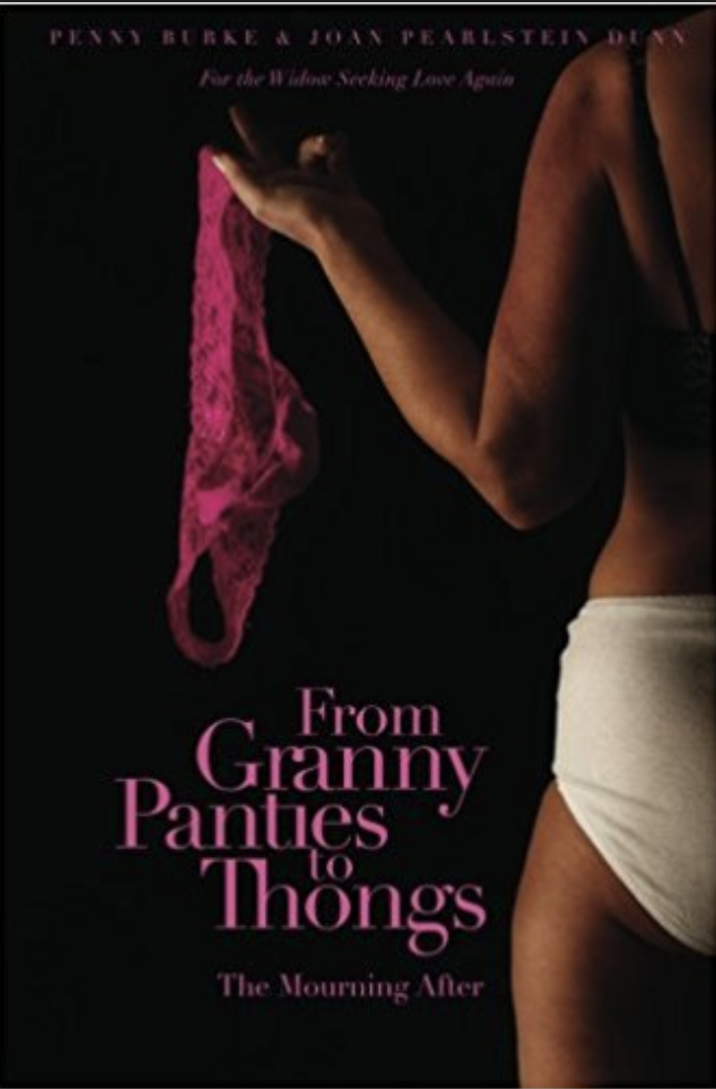"Penny Burke visits MorseLife to talk about her book ""From Granny Panties to Thongs"""