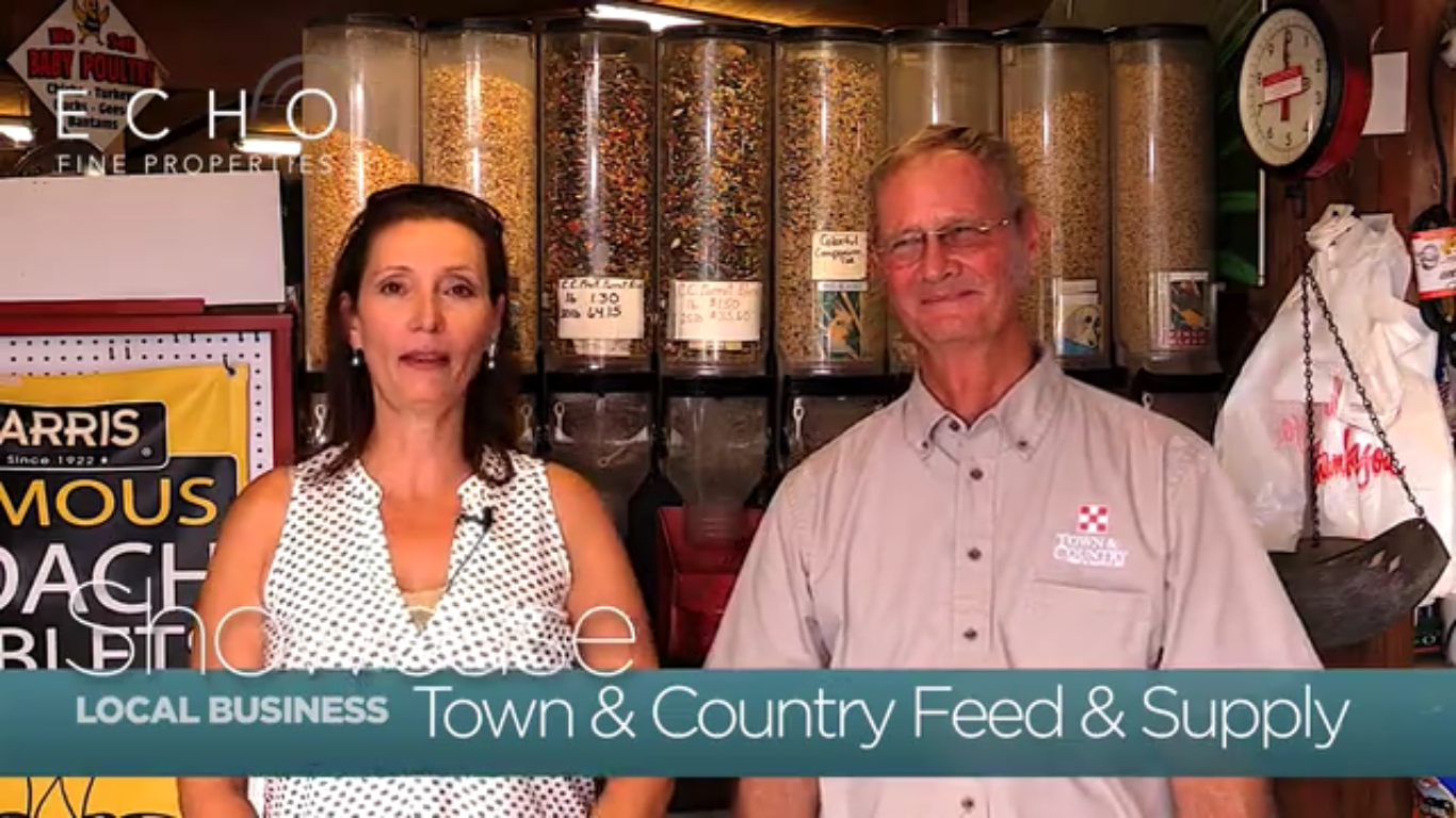 Town and Country Feed and Supply