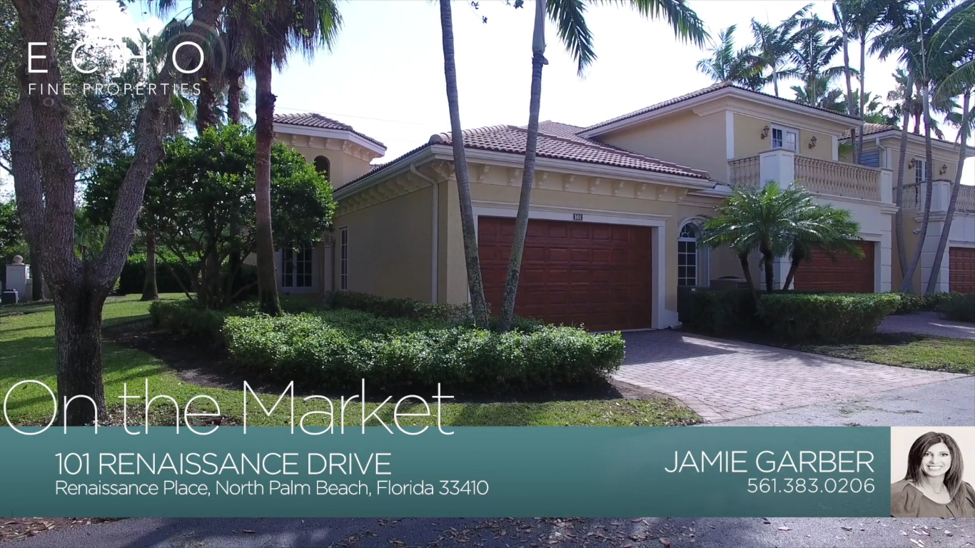 On The Market - Renaissance Drive in North Palm Beach