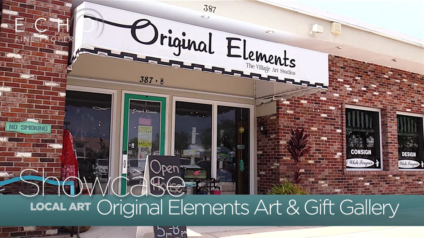 Original Elements Art & Gift Gallery