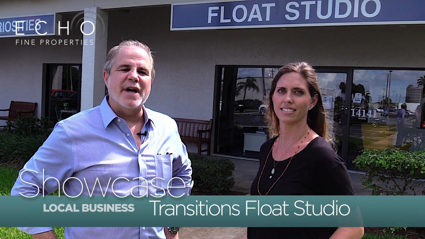 Transitions Float Studio