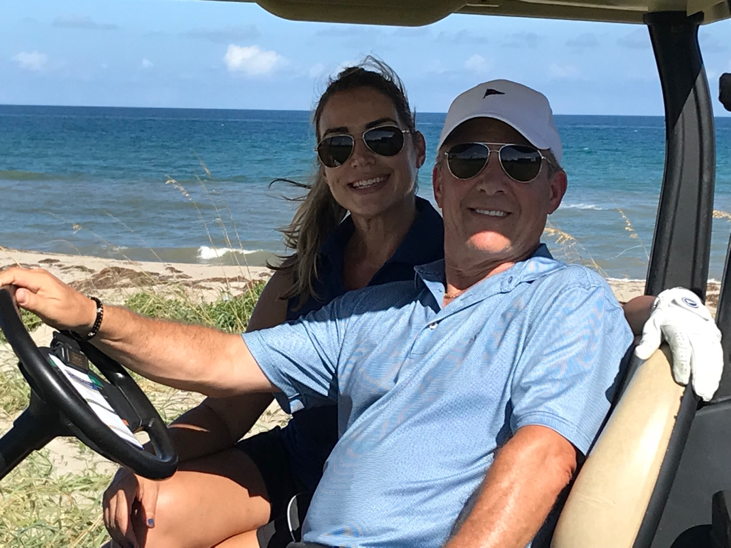 Lisa Lichtenstein | Golf on the Ocean?