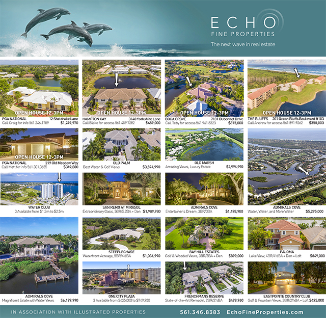 Palm Beach Post Residences Ad | November 19, 2017
