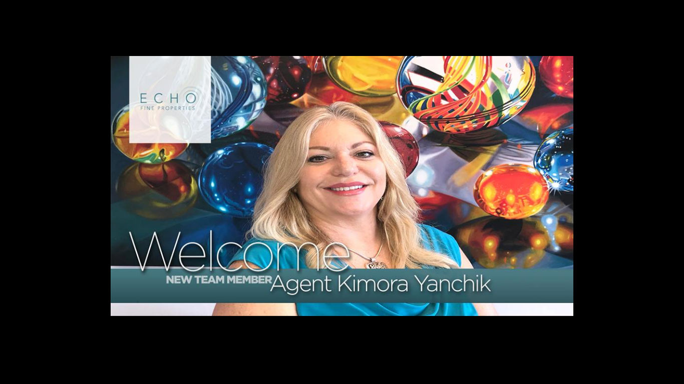 Welcome Kimora Yanchik