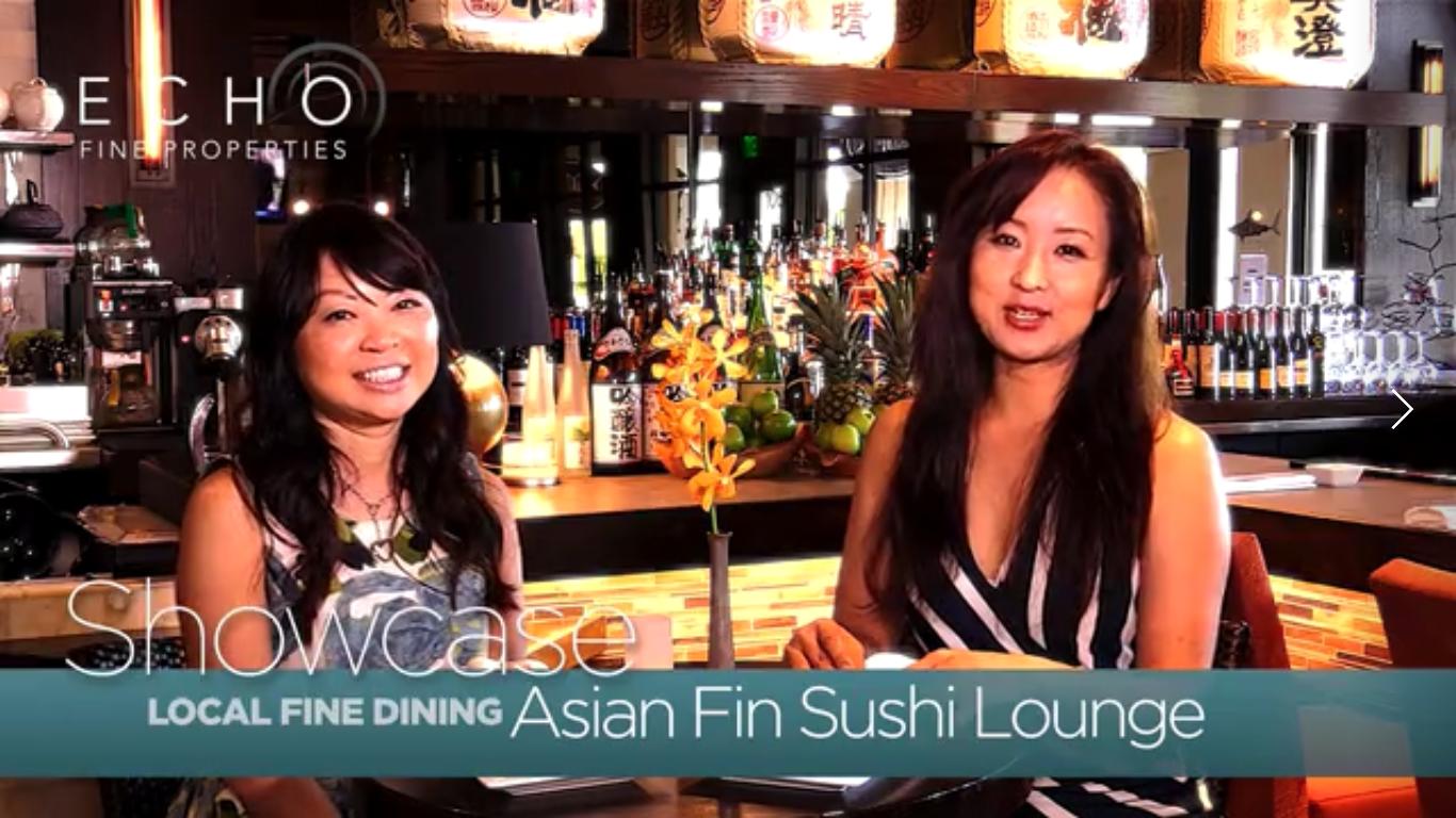 Asian Fin Sushi Lounge