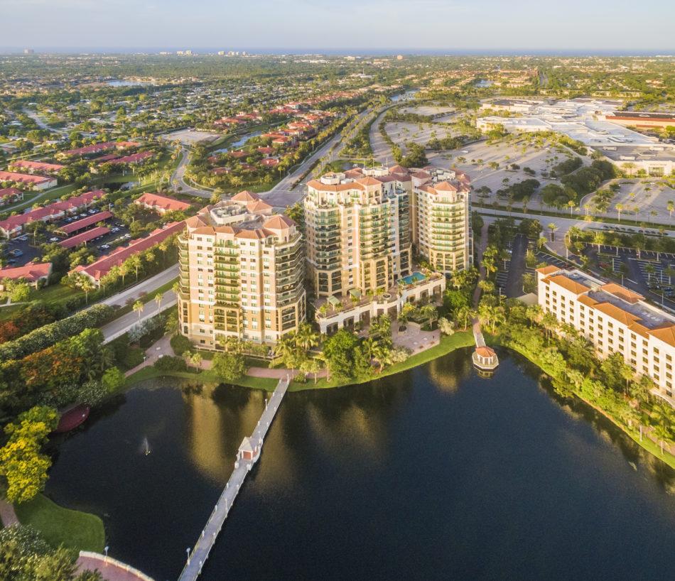 New Listing | 3620 Gardens Parkway #1403b | Luxury in The Landmark