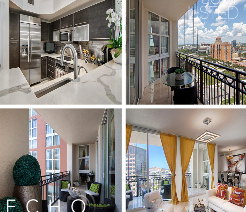 Just Listed | 550 Okeechobee Boulevard 1510 | Simply Stunning in CityPlace